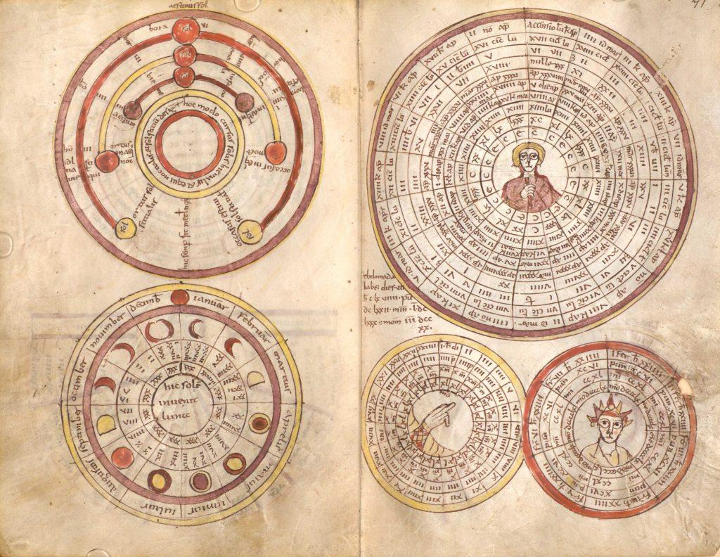 Viduramžių kalendorius